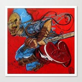 ninjay 1 Canvas Print