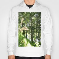 forrest Hoodies featuring Forrest Feeling by I AmErika