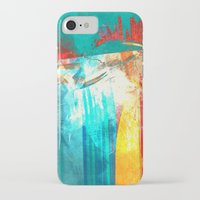 surfing iPhone & iPod Cases featuring Surfing by Fernando Vieira