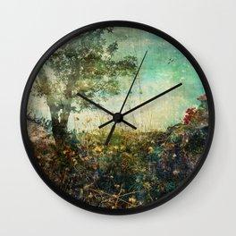 My View Wall Clock