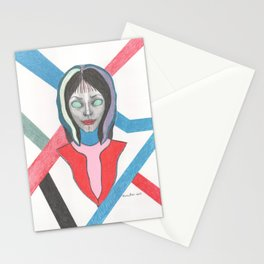 City Lurker Stationery Cards