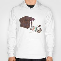 reading Hoodies featuring Reading by Ciccimon