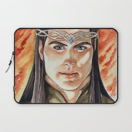 His Father's Son Laptop Sleeve