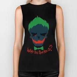 Suicide Squad - The Joker Biker Tank