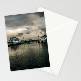 Moody Pier Stationery Cards