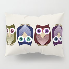 Sofia's Owls Pillow Sham