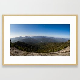Panorama Framed Art Print