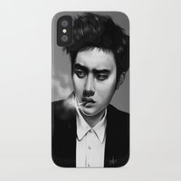 kpop iPhone & iPod Cases featuring D.O.   BadBoy by Lott