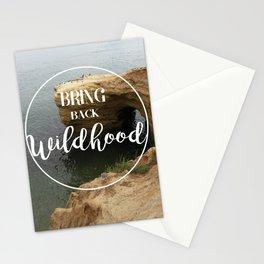 Bring Back Wildhood Stationery Cards
