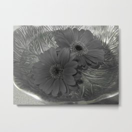 Miller said a Grayer Shade of Pale Metal Print