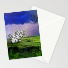 I Believe In Gruff Stationery Cards