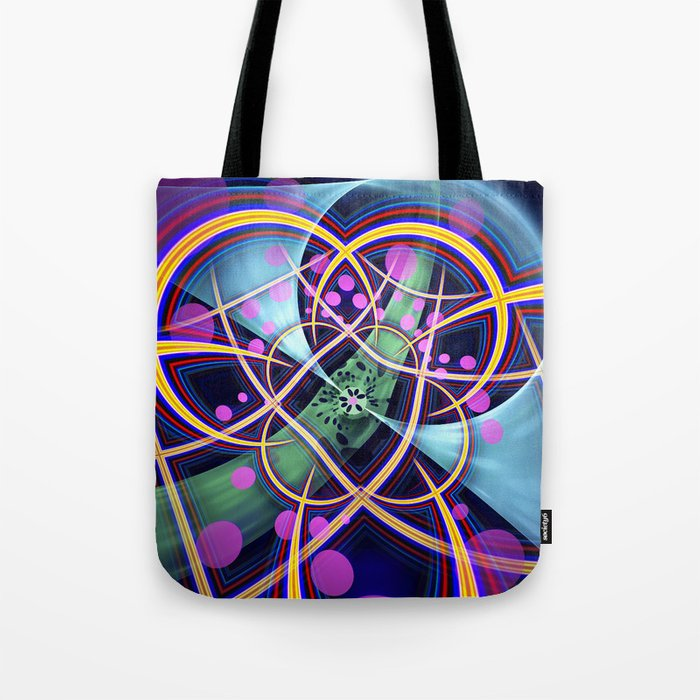 Highway to universe Tote Bag