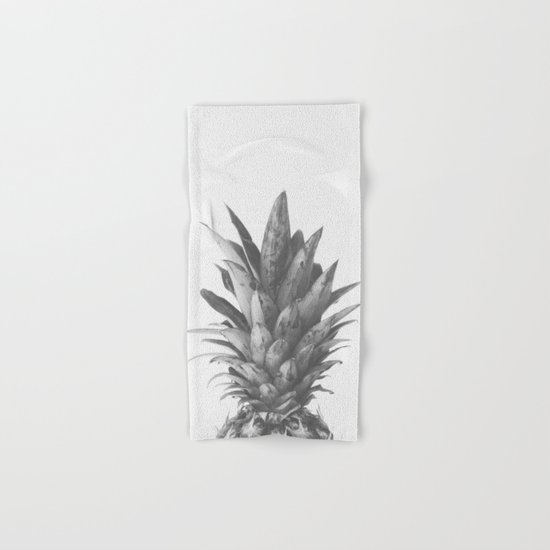 Pineapple Top II Hand & Bath Towel