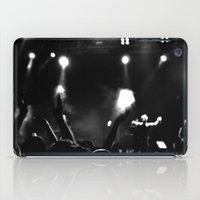 concert iPad Cases featuring Concert by Adrián Peñalver