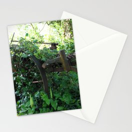 Rusty Relic. Stationery Cards