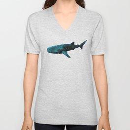 Big Fish Unisex V-Neck
