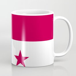 Panama flag emblem Coffee Mug