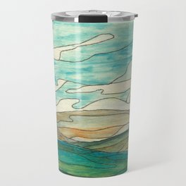 Mountains #23 Travel Mug
