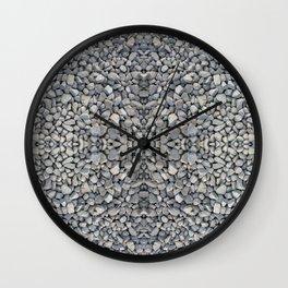 I Am a Rocks Wall Clock