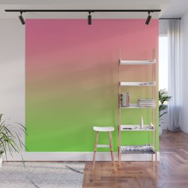 NEW ENERGY - Minimal Plain Soft Mood Color Blend Prints Wall Mural