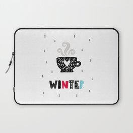 Happy Winters Laptop Sleeve
