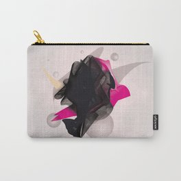 staple abstract Carry-All Pouch