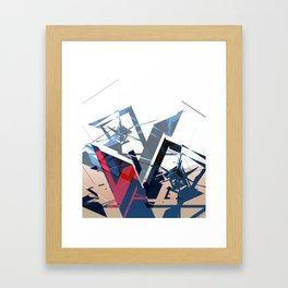 92418 Framed Art Print