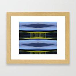 Highwayscape2 Framed Art Print