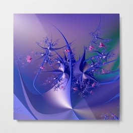 The dance of flowers Metal Print