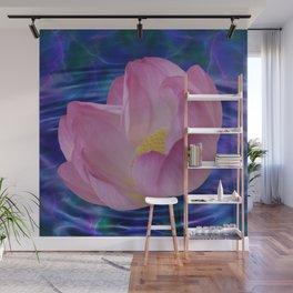 A lotus flowers dream Wall Mural