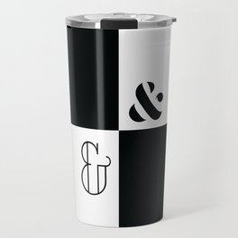 For the Love of Ampersand #1 Travel Mug