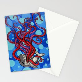 The Enigma of a Full Belly Stationery Cards