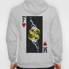Freddie Playing Card Hoody