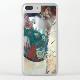 Frigiliana, an ode to Spain Clear iPhone Case