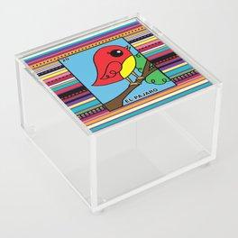 El Pajaro Acrylic Box