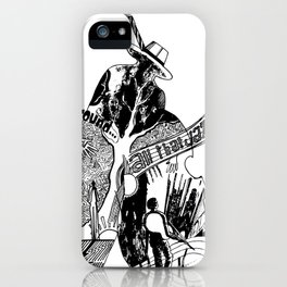 All that Jazz - 02 iPhone Case