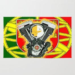 Evol Portugal flag Rug