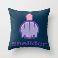 Shell(der) Throw Pillow