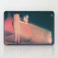 crystals iPad Cases featuring Crystals by Niclas Boman