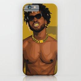 SAINT JHN iPhone Case