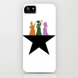"""Sanderson Sisters """"Werk"""" Neutral iPhone Case"""