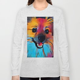 Pomeranian 2 Long Sleeve T-shirt