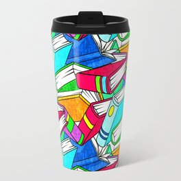 Happy Reading Travel Mug