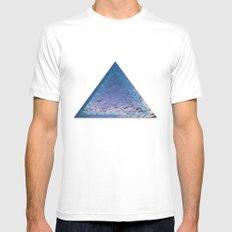 h2o Mens Fitted Tee White SMALL
