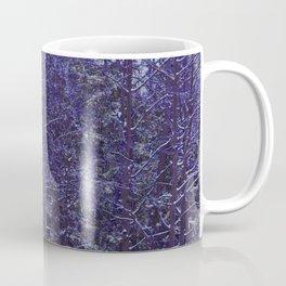 Winter Scene in New Mexico Coffee Mug