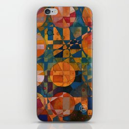 Her 12 Moons iPhone Skin