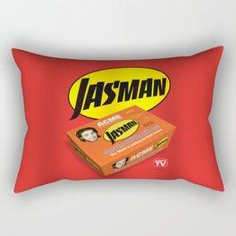 Jasman Superhero Suit Box - TV Rectangular Pillow