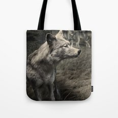 Tom Feiler Wolf Tote Bag