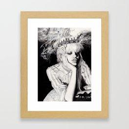 Existential Crisis Framed Art Print