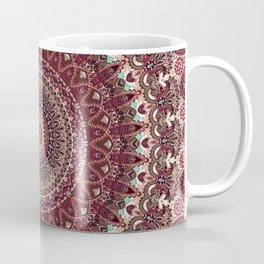 Mediterranean Boho Kaleidoscope Coffee Mug
